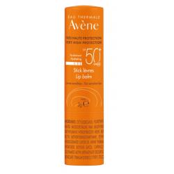 AVÈNE SOLAIRE Stick Lèvres SPF 50+ - 3G