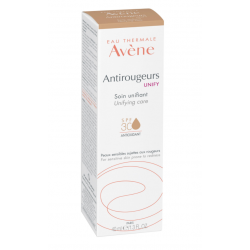 AVÈNE ANTIROUGEURS UNIFY Soin Unifiant SPF 30 - 40ML