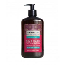 ARGANICARE KERATINE Shampooing 400ml