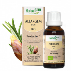 HERBALGEM ALLARGEM BIO - 30 ml