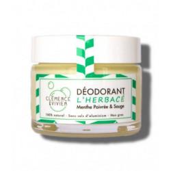 CLEMENCE VIVIEN DEODORANT L'herbacé 50G