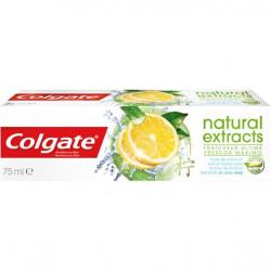 COLGATE DENTIFRICE NATURAL Fraîcheur Ultime 75ml