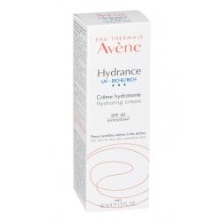 AVÈNE HYDRANCE UV Riche Crème Hydratante SPF 30 - 40ML