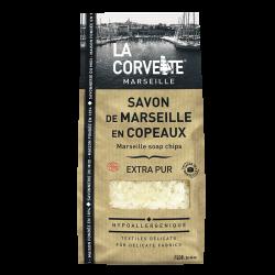 LA CORVETTE Savon De Marseille En Copeaux Extra Pur 750g