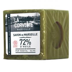LA CORVETTE SAVON DE MARSEILLE Olive 200g