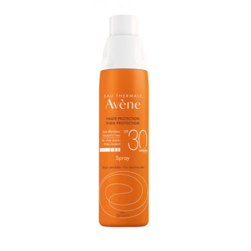 AVÈNE SOLAIRE Spray SPF 30 - 200ML