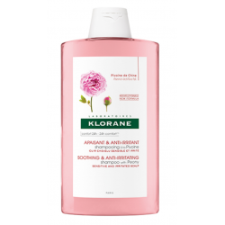 KLORANE Shampooing à la Pivoine - 400ML