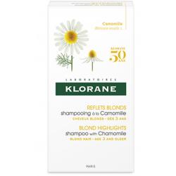 KLORANE Shampooing à la Camomille - 200ML