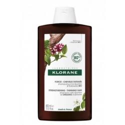 KLORANE Shampoing à la Quinine et Edelweiss Bio - 400ML