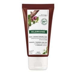 KLORANE Baume Après-Shampoing à la Quinine et Edelweiss Bio -