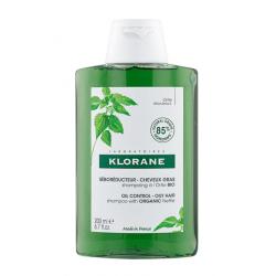 KLORANE Shampooing à l'Ortie Bio - 200ML