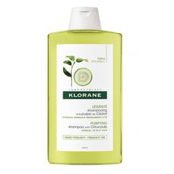 KLORANE Shampooing à la Pulpe de Cédrat - 400ML