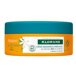 KLORANE POLYSIANES Crème Sublimatrice Après-Soleil au Tamanu