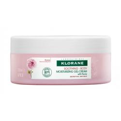 KLORANE Gel-Crème Hydratant à la Pivoine - 200ML