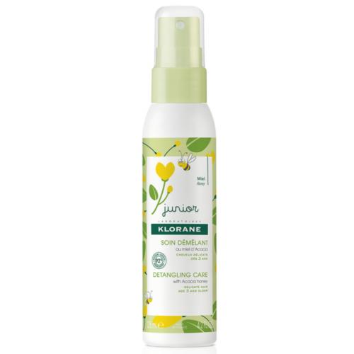 KLORANE JUNIOR Spray démêlant au Miel d'Acacia - 125ML