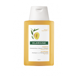 KLORANE Nutrition Shampoing au Beurre de Mangue - 100ML