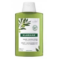 KLORANE Shampoing à l'Olivier Bio - 200ML
