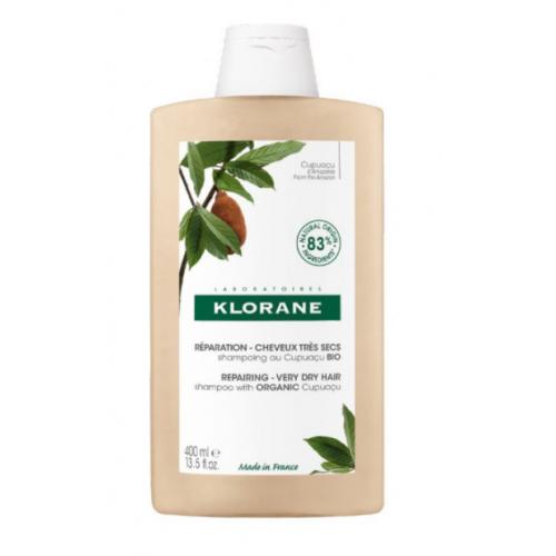 KLORANE Shampooing au Cupuaçu Bio - 400ML