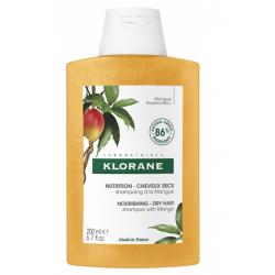 KLORANE Shampooing à la Mangue - 200ML