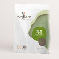ARGILETZ ARGILE VERTE ULTRA VENTILÉE - 300 g