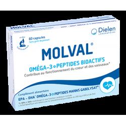 DIELEN MOLVAL - 12 Capsules