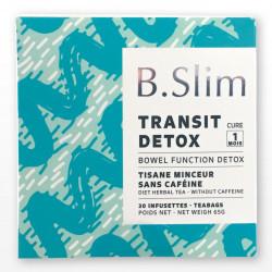 B.SLIM TRANSIT DETOX TISANE MINCEUR - 30 Sachets