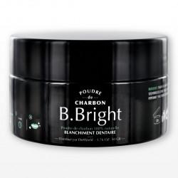 B.BRIGHT POUDRE CHARBON - 50 g