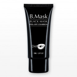 DIET WORLD B.MASK BLACK MASK - 50 ml
