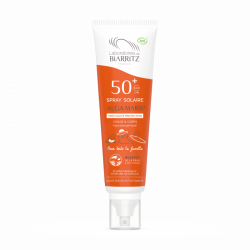 BIARRITZ SPRAY SOLAIRE SPF50+ FAMILLE CERTIFIÉ BIO - 150 ml