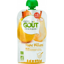 GOODGOUT POIRE WILLIAMS - 55 g