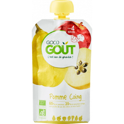 GOOD GOUT POMME COING - 120 g