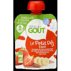 GOOD GOUT LE PETIT DÉJ FRAISE - 70 g
