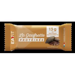 EAFIT LA GAUFRETTE PROTÉINÉE Saveur Chocolat 40g