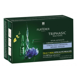 FURTERER TRIPHASIC REACTIONAL Sérum Antichute - 12x5ML