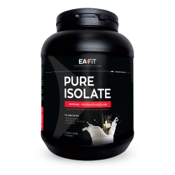 EAFIT PURE ISOLATE Saveur Vanille 750g