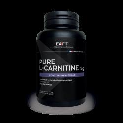 EAFIT PURE L-CARNITINE 2G Booster Énergétique 90Gélules