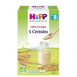 HIPP 100% CEREALES - 250 g