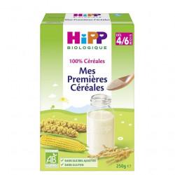 HIPP MES 1ERES CEREALES S/GLUT - 250 g