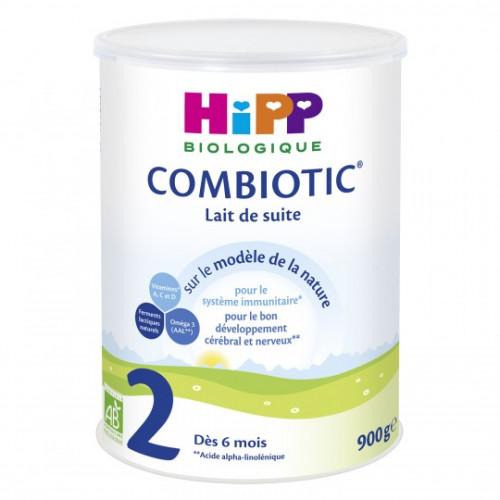 HIPP LAIT 2 COMBIOTIC - 800 g