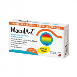 MACULA-Z COMPL ALIMENT - 30 Capsules