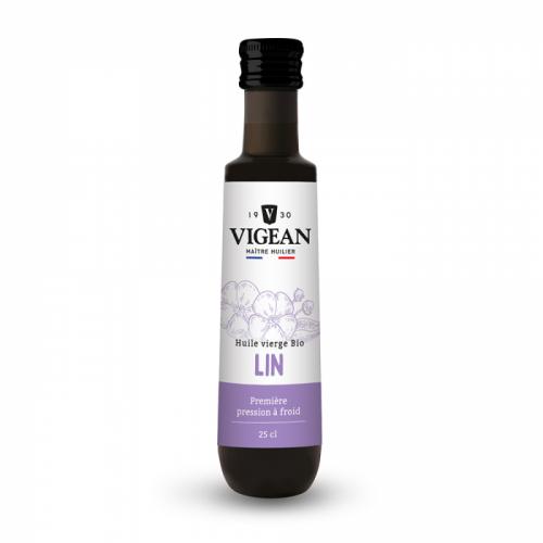 VIGEAN HUILE LIN - 250 ml