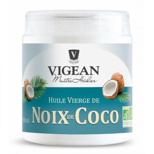 VIGEAN HUILE NOIX DE COCO - 500 ml
