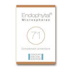 ENDOPHYTAL N71 OXYDORED - 60 Gélules