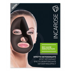 Incarose Black Mask Detox 23ml