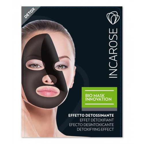 Incarose Black Mask Detox 23ml