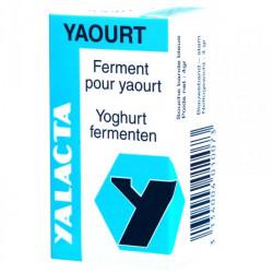 Yalacta Ferment Yaourt Bleu