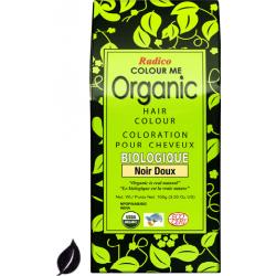 RADICO ORGANIC Coloration Bio Noir Doux 100g