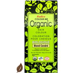 RADICO ORGANIC Coloration Bio Blond Cendré 100g