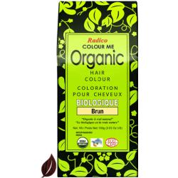 RADICO ORGANIC Coloration Bio Brun 100g