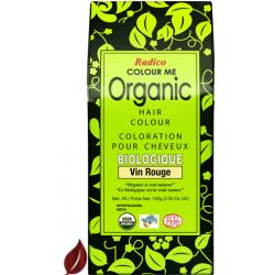 RADICO ORGANIC Coloration Bio Vin Rouge 100g